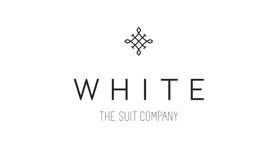WHITE THE SUIT COMPANY