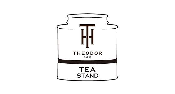 テオドー ティースタンド(THEODOR TeaStand)>